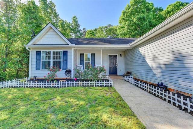 469 Gin Mill Drive, Monroe, GA 30656 (MLS #6882416) :: Lucido Global