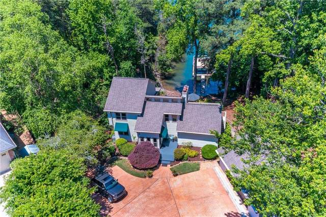 6405 Lakeview Drive, Buford, GA 30518 (MLS #6882418) :: The Cowan Connection Team