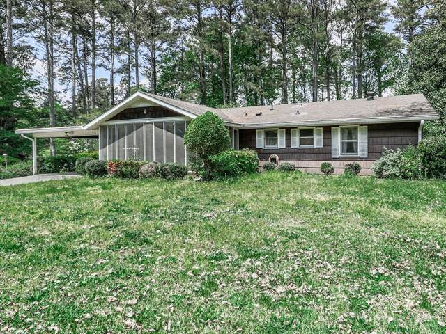 1200 Allgood Road, Marietta, GA 30062 (MLS #6882425) :: Path & Post Real Estate