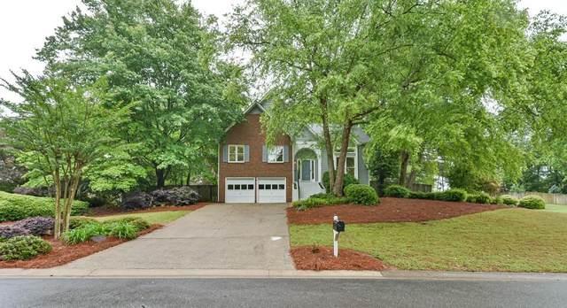 961 Brookmont Drive SW, Marietta, GA 30064 (MLS #6882436) :: Path & Post Real Estate