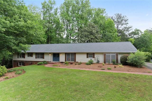2258 Fox Hound Parkway, Marietta, GA 30062 (MLS #6882442) :: Path & Post Real Estate