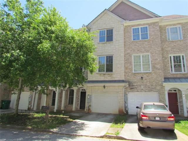 4871 Pinnacle Drive, Stone Mountain, GA 30088 (MLS #6882446) :: North Atlanta Home Team