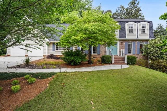 337 SE Lakeshore Drive, Marietta, GA 30067 (MLS #6882447) :: Path & Post Real Estate
