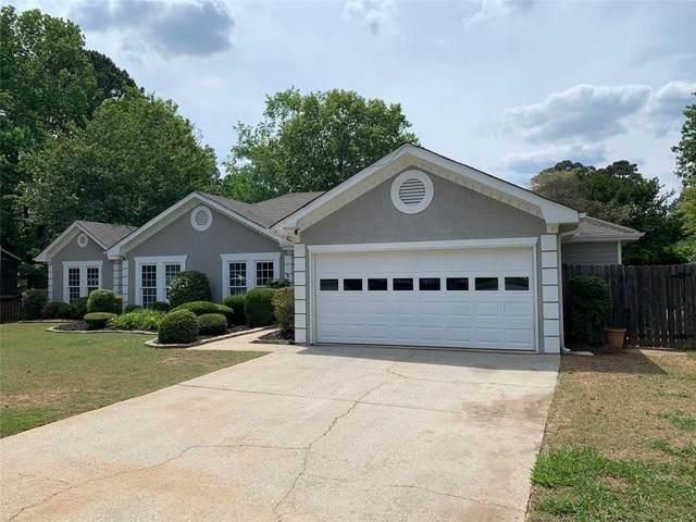 2581 Bechers Brook, Lawrenceville, GA 30043 (MLS #6882448) :: North Atlanta Home Team