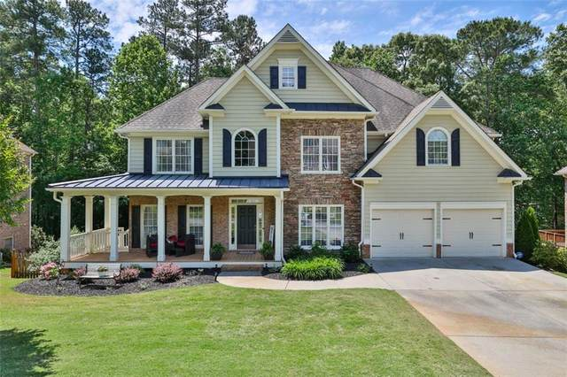 4317 White Hickory Lane NW, Kennesaw, GA 30152 (MLS #6882462) :: Dillard and Company Realty Group