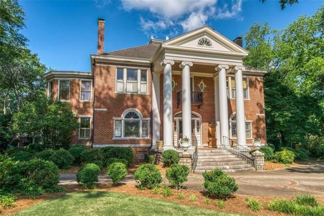 2204 Monticello Street, Covington, GA 30014 (MLS #6882469) :: North Atlanta Home Team