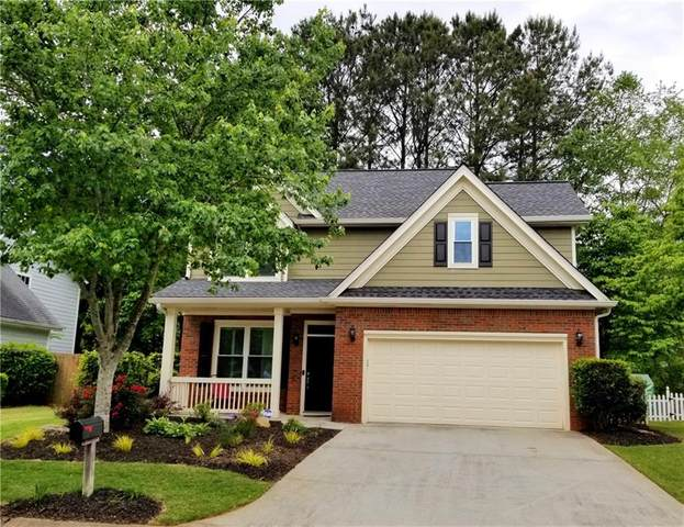 2511 Waterstone Way, Marietta, GA 30062 (MLS #6882470) :: The Kroupa Team | Berkshire Hathaway HomeServices Georgia Properties