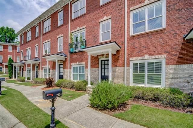 2454 Dresden Parc Circle NE, Atlanta, GA 30345 (MLS #6882471) :: Lucido Global