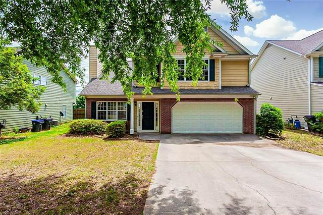 4120 Bradstone Trace NW, Lilburn, GA 30047 (MLS #6882500) :: North Atlanta Home Team
