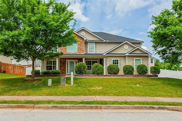 35 Klippel Drive, Covington, GA 30016 (MLS #6882516) :: Dillard and Company Realty Group