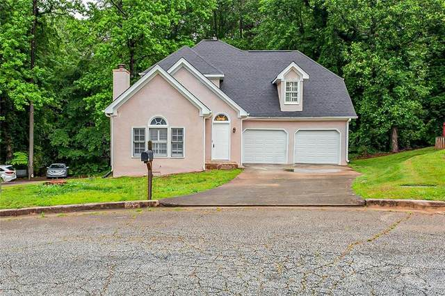 489 Stonebridge Court, Stone Mountain, GA 30083 (MLS #6882518) :: Dillard and Company Realty Group