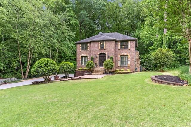 1437 Brookcliff Drive, Marietta, GA 30062 (MLS #6882519) :: Path & Post Real Estate