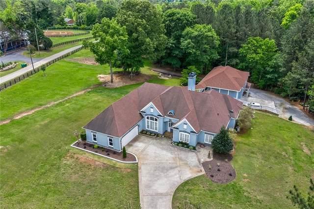 500 Eagles Landing Drive, Alpharetta, GA 30004 (MLS #6882524) :: North Atlanta Home Team