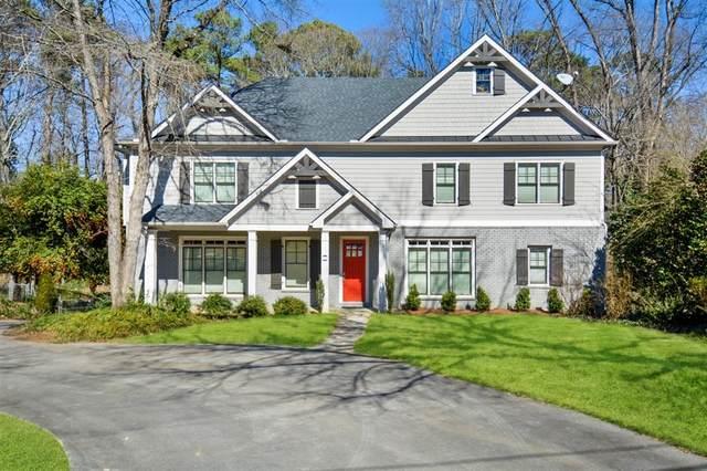 1302 Brooklawn Road NE, Brookhaven, GA 30319 (MLS #6882544) :: North Atlanta Home Team