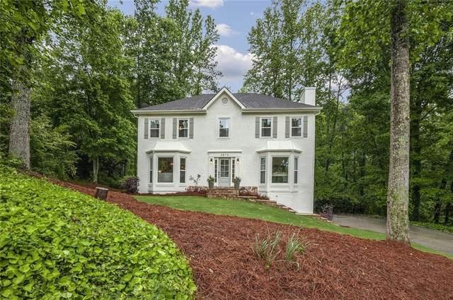 3810 Running Fox Drive, Marietta, GA 30062 (MLS #6882577) :: Path & Post Real Estate