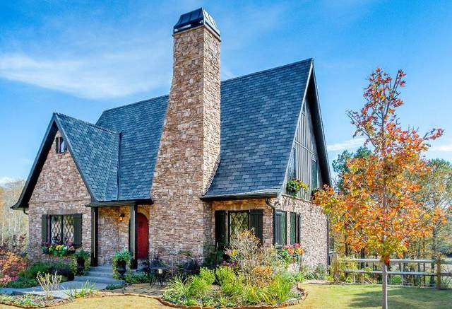 84 Trout Shoals Road, Dawsonville, GA 30534 (MLS #6882584) :: The Realty Queen & Team