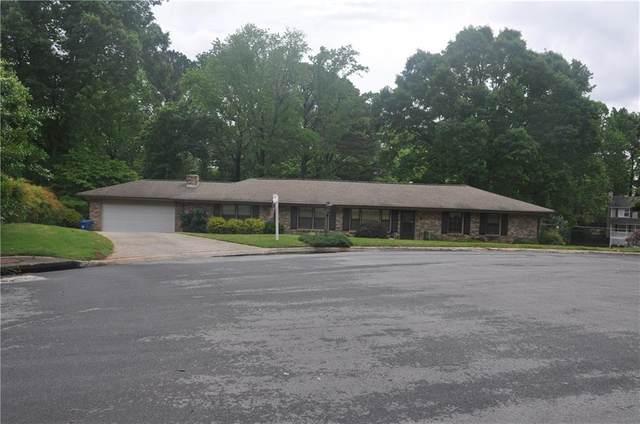1430 Jon Juca Court, Stone Mountain, GA 30088 (MLS #6882615) :: North Atlanta Home Team