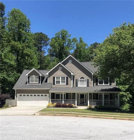 1800 Peachcrest Drive, Lawrenceville, GA 30043 (MLS #6882619) :: The Kroupa Team | Berkshire Hathaway HomeServices Georgia Properties