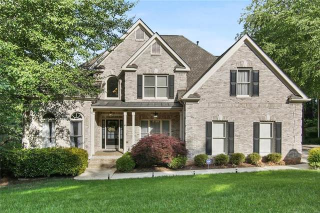 1640 Settindown Drive, Roswell, GA 30075 (MLS #6882620) :: Kennesaw Life Real Estate