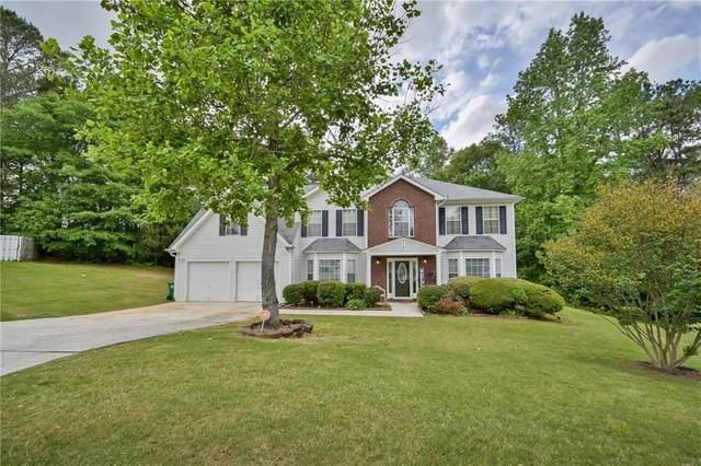 1731 Harmony Trace, Lithonia, GA 30058 (MLS #6882626) :: North Atlanta Home Team