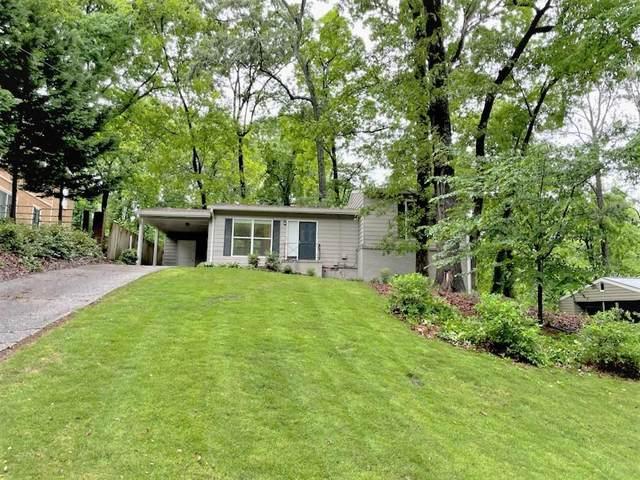 4940 Crowe Drive SE, Smyrna, GA 30082 (MLS #6882633) :: AlpharettaZen Expert Home Advisors