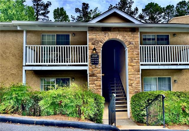 3120 Seven Pines Court #203, Atlanta, GA 30339 (MLS #6882636) :: Charlie Ballard Real Estate