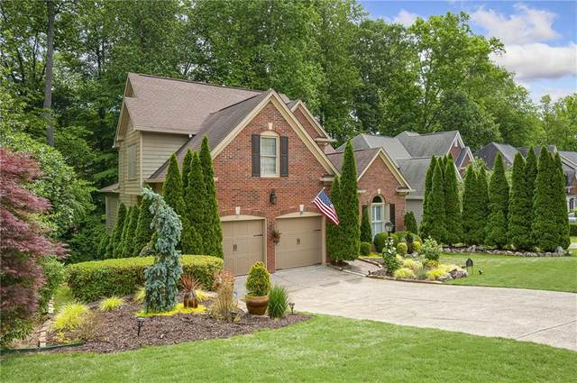 4199 Steeplehill Drive NW, Kennesaw, GA 30144 (MLS #6882637) :: Path & Post Real Estate