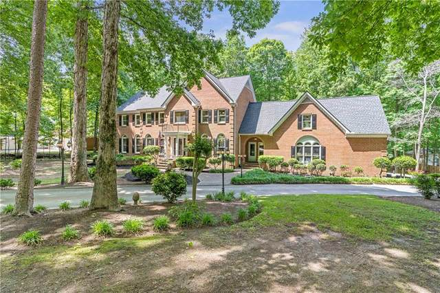 1250 Silverwood Court, Lawrenceville, GA 30043 (MLS #6882642) :: North Atlanta Home Team