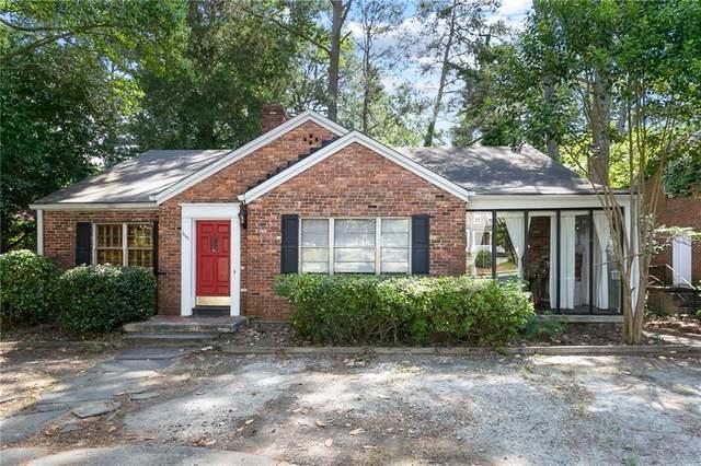 1445 Clairmont Road, Decatur, GA 30033 (MLS #6882650) :: RE/MAX Paramount Properties
