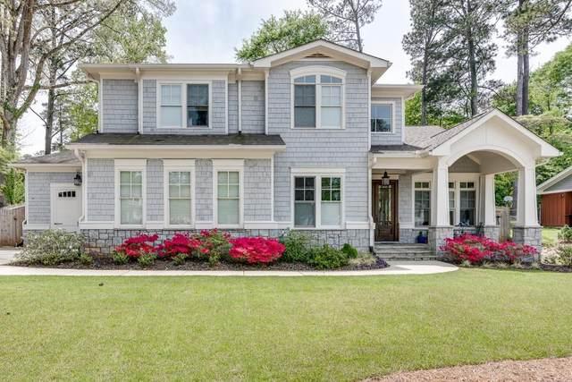 2046 S Akin Drive, Atlanta, GA 30345 (MLS #6882652) :: The Heyl Group at Keller Williams
