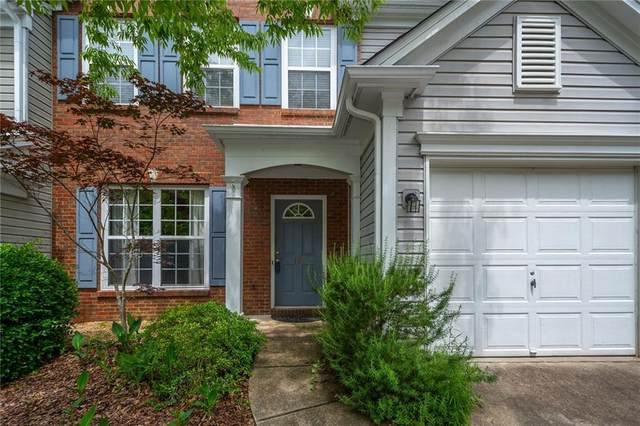 107 Kenninghall Drive SE, Smyrna, GA 30082 (MLS #6882668) :: North Atlanta Home Team