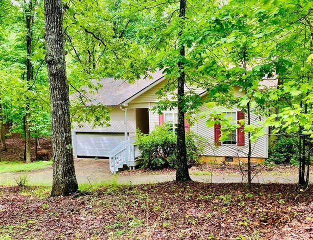 3460 Rock Ridge Drive, Gainesville, GA 30506 (MLS #6882673) :: The Gurley Team