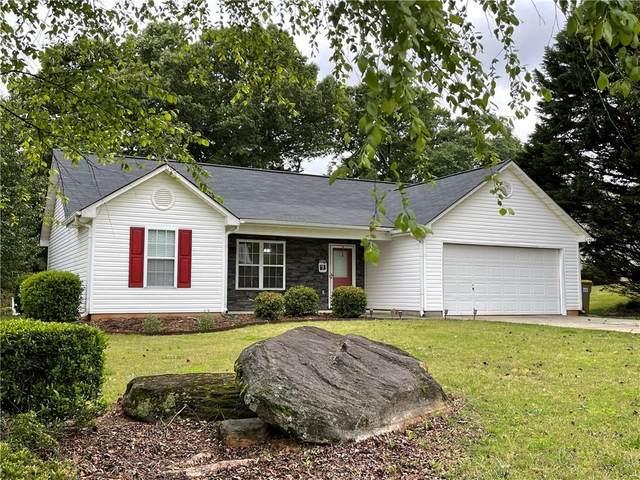 1205 Dale Drive, Monroe, GA 30656 (MLS #6882674) :: The Gurley Team