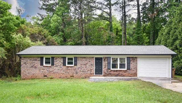 3055 Rio Montana Drive, Marietta, GA 30066 (MLS #6882677) :: Path & Post Real Estate