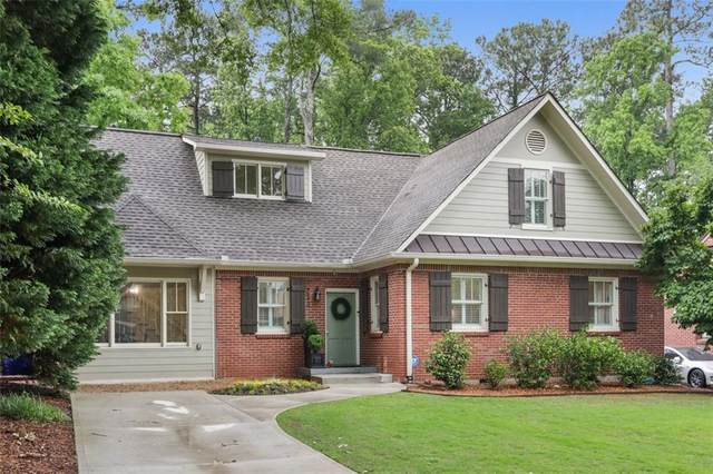 232 Mount Vernon Drive, Decatur, GA 30030 (MLS #6882678) :: North Atlanta Home Team