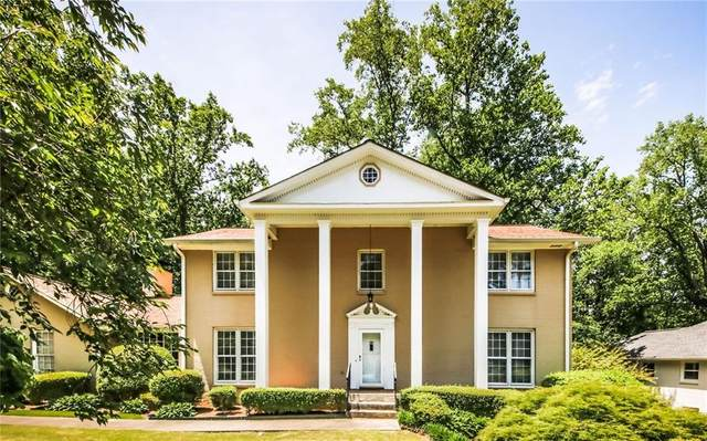 6140 Rivercliffe Drive, Sandy Springs, GA 30328 (MLS #6882683) :: Path & Post Real Estate