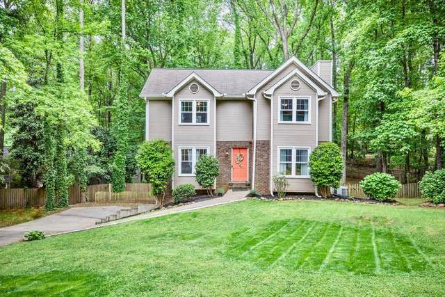 2491 Mandy Court SW, Marietta, GA 30064 (MLS #6882691) :: North Atlanta Home Team