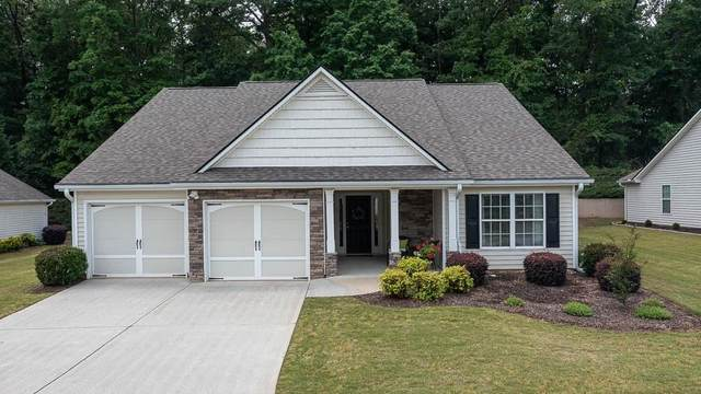 222 Briarcrest Drive, Jefferson, GA 30549 (MLS #6882697) :: Lucido Global
