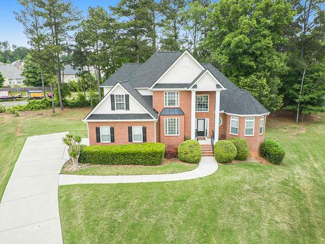 200 Holcomb Court, Fayetteville, GA 30215 (MLS #6882701) :: North Atlanta Home Team
