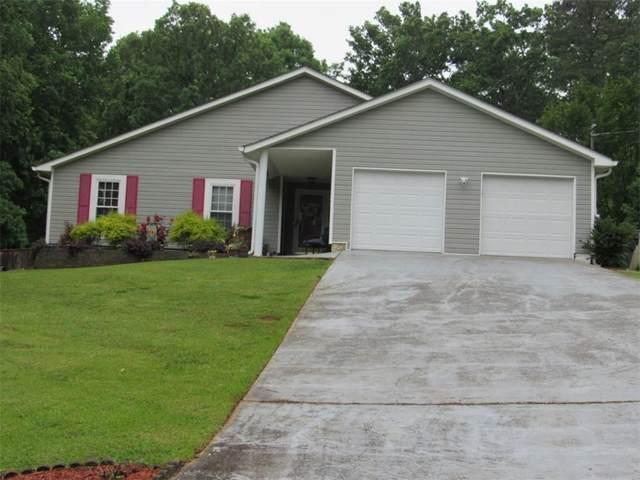 5535 Dorsett Shoals Lane, Douglasville, GA 30135 (MLS #6882714) :: The Kroupa Team | Berkshire Hathaway HomeServices Georgia Properties