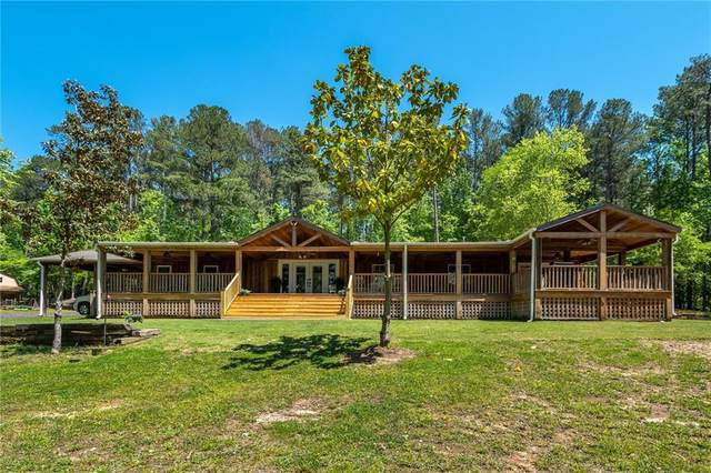 1170 Bethel Road NW, Conyers, GA 30012 (MLS #6882752) :: North Atlanta Home Team