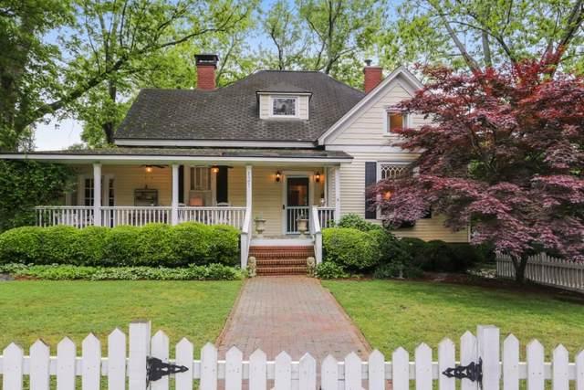 121 Maple Avenue NW, Marietta, GA 30064 (MLS #6882759) :: Path & Post Real Estate