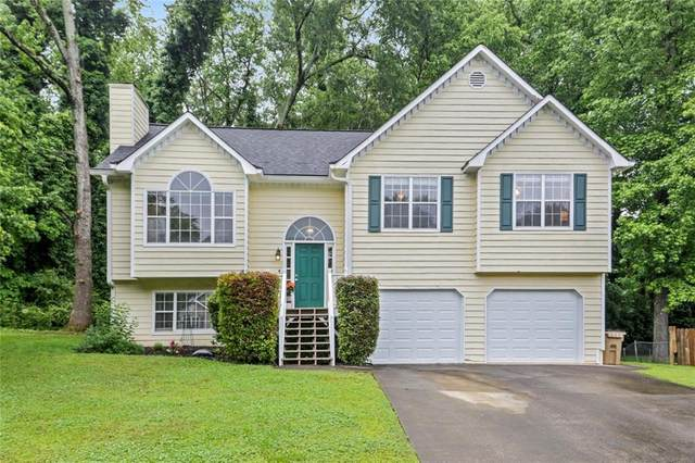 638 Glendale Forest Drive, Woodstock, GA 30189 (MLS #6882762) :: The Heyl Group at Keller Williams