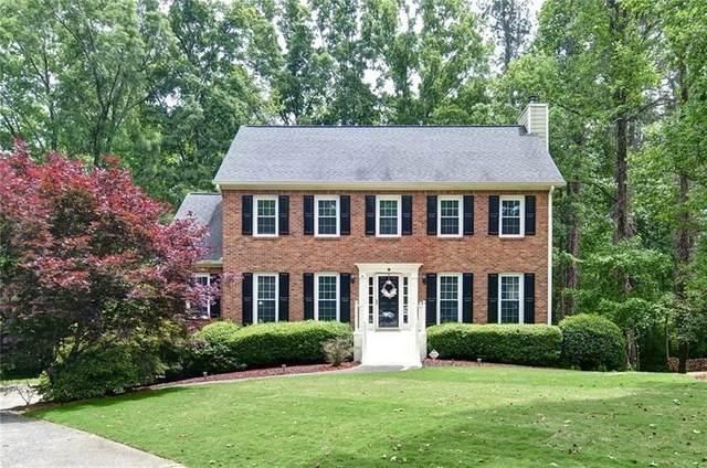 2878 Rossett Lane SW, Marietta, GA 30064 (MLS #6882818) :: Path & Post Real Estate