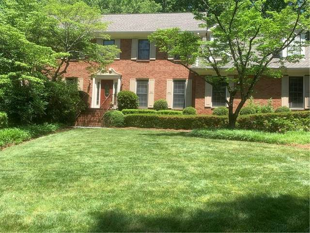 90 Messina Way, Sandy Springs, GA 30328 (MLS #6882822) :: Path & Post Real Estate