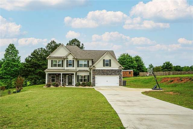 45 Bridgemill Court, Douglasville, GA 30134 (MLS #6882824) :: The Kroupa Team | Berkshire Hathaway HomeServices Georgia Properties