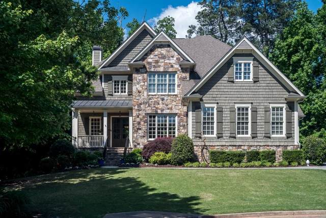 2901 Kings Walk Avenue, Marietta, GA 30062 (MLS #6882838) :: Path & Post Real Estate