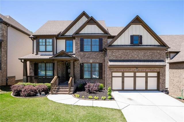 4590 Sierra Creek Drive, Hoschton, GA 30548 (MLS #6882839) :: The Kroupa Team | Berkshire Hathaway HomeServices Georgia Properties