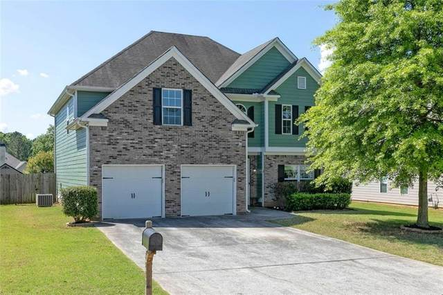 3921 Spearmint Lane NW, Acworth, GA 30101 (MLS #6882843) :: The Cowan Connection Team