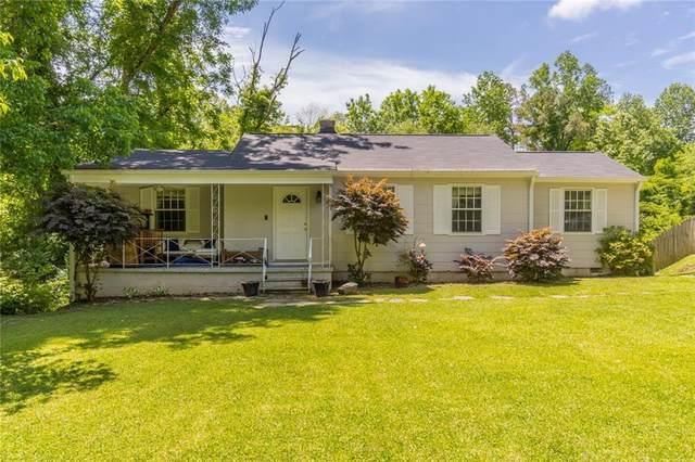 2172 Clairmont Terrace NE, Atlanta, GA 30345 (MLS #6882860) :: Lucido Global